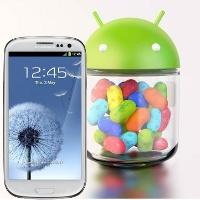Samsung Galaxy S III getting Jelly Bean