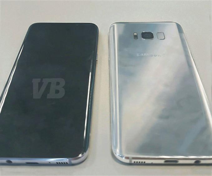 تصاویر جدید گلکسی S8