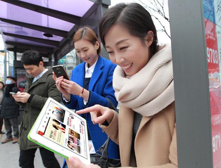 KT ، کوالکام و سامسونگ فناوری ۶۰۰Mbps LTE-H راارائه خواهند داد