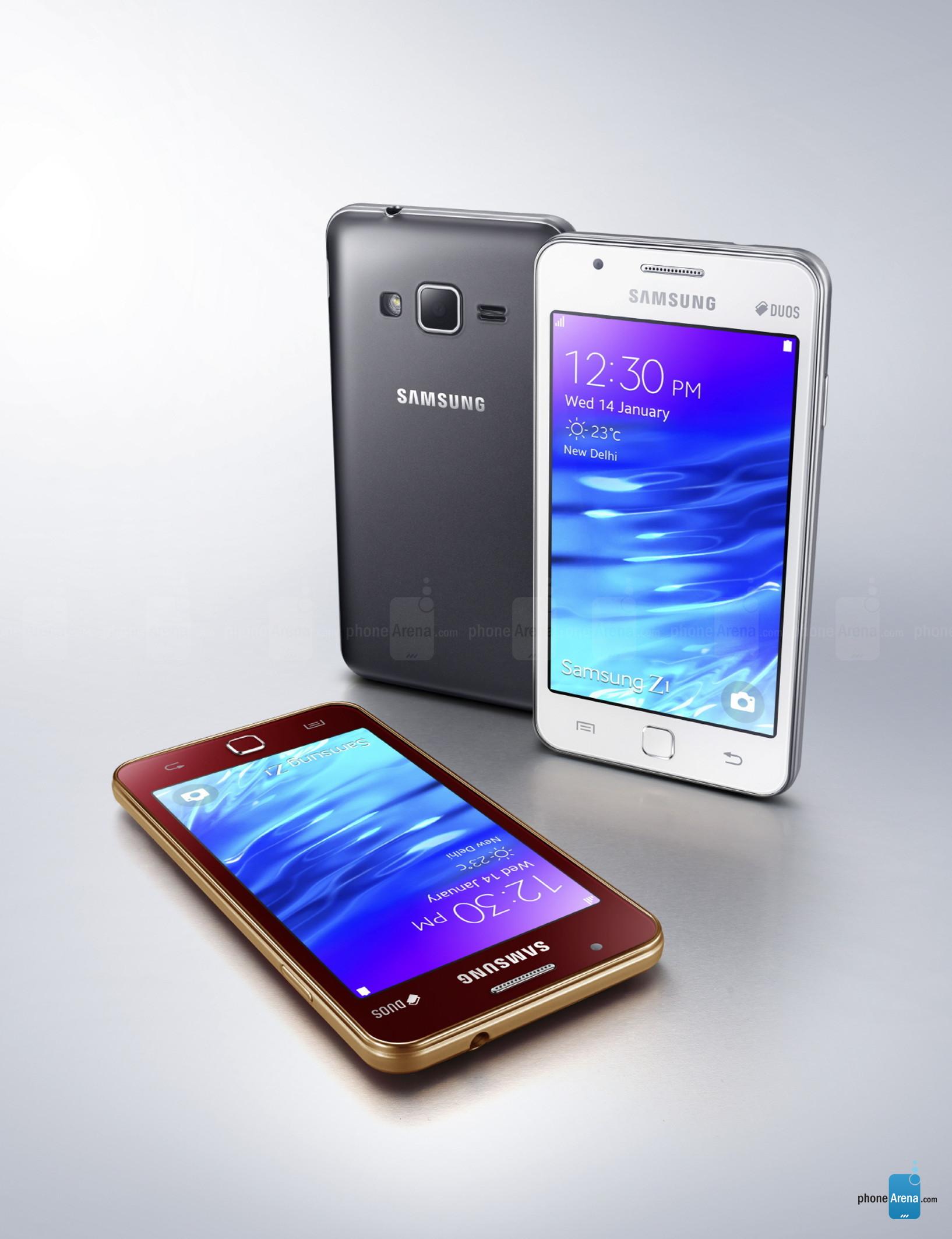 سومین تلفن هوشمند تایزنی سامسونگ در راه است