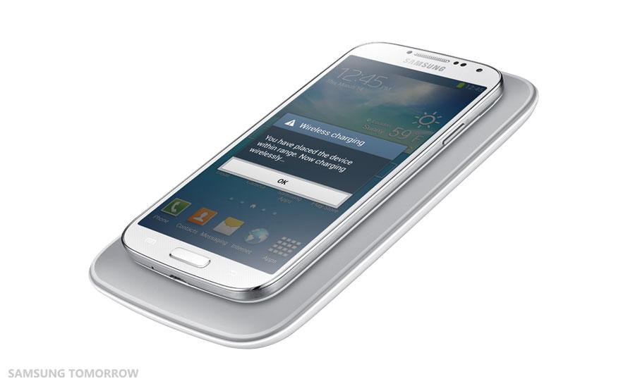 سامسونگ با اشاره به Galaxy S6 اعلام کرد ۲۰۱۵ سال شارژ بی سیم است