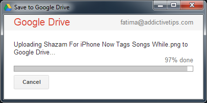 Save To Google Drive_Upload