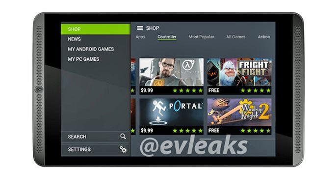 تبلتی ساخت انویدیا! تصویری از Shield Tablet فاش شد!