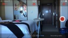 Smartphone home security cameras