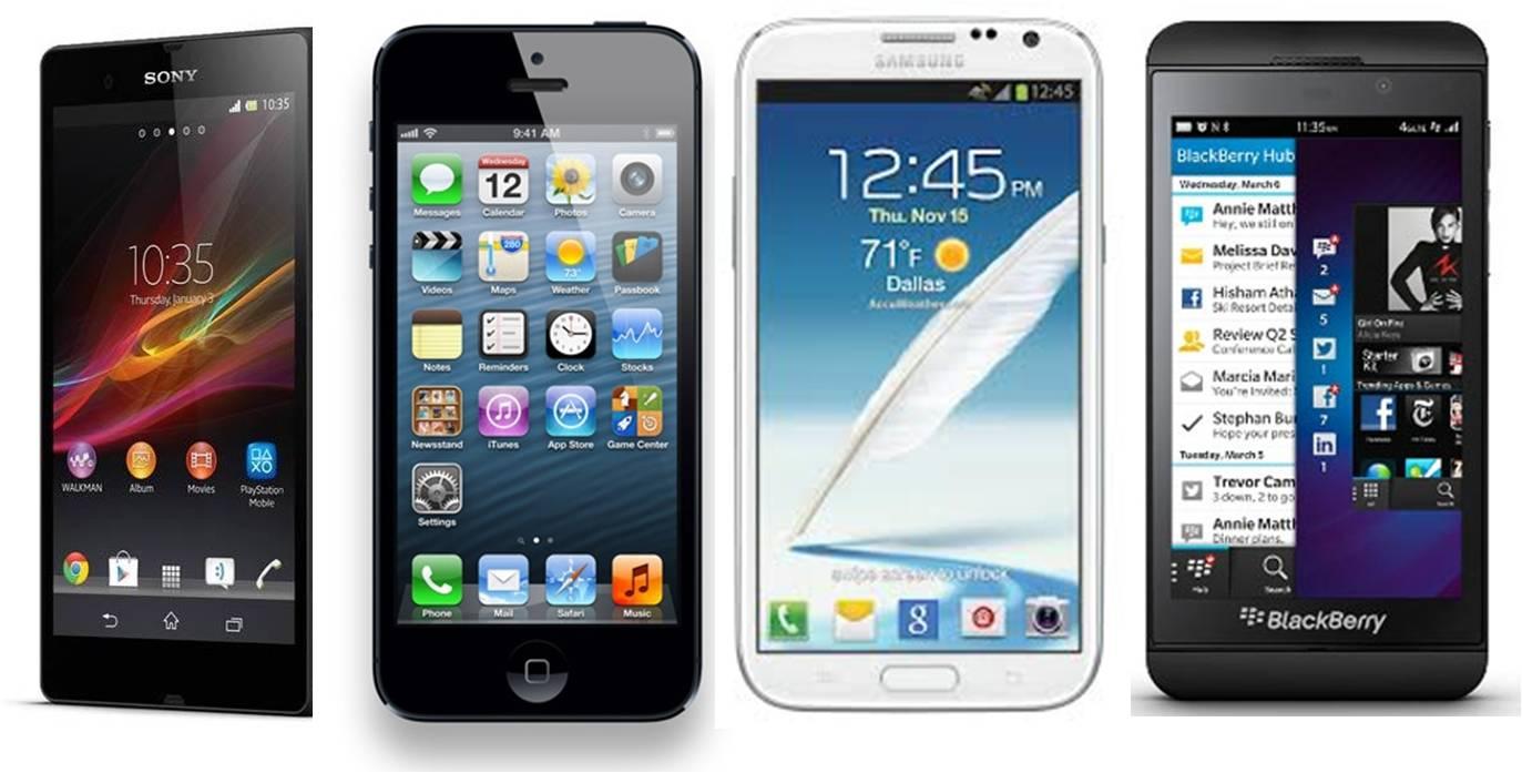 خاص ترین طراحی اسمارت فون ها