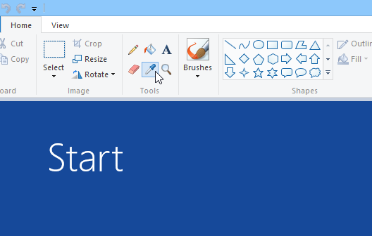 Start Screen-Step 4