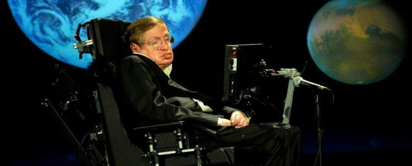 آیا استفان هاوکینگ واقعا قصد رفتن به فضا را دارد؟
