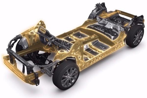 Subaru electrical car