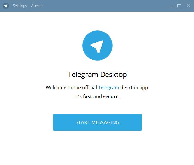راهنمای نصب تلگرام روی ویندوز