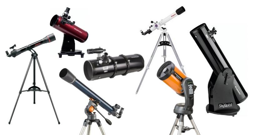 راهنمای خرید: چگونه یک تلسکوپ خوب خریداری کنیم؟