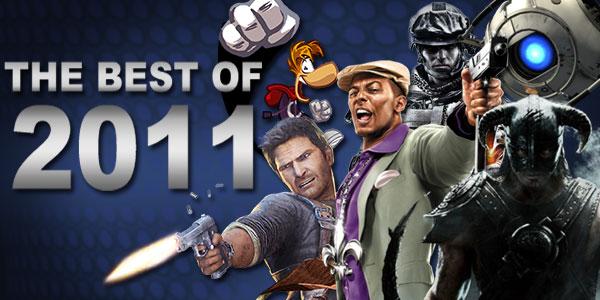 بهترین های 2011 از دید منتقدین Gamespot