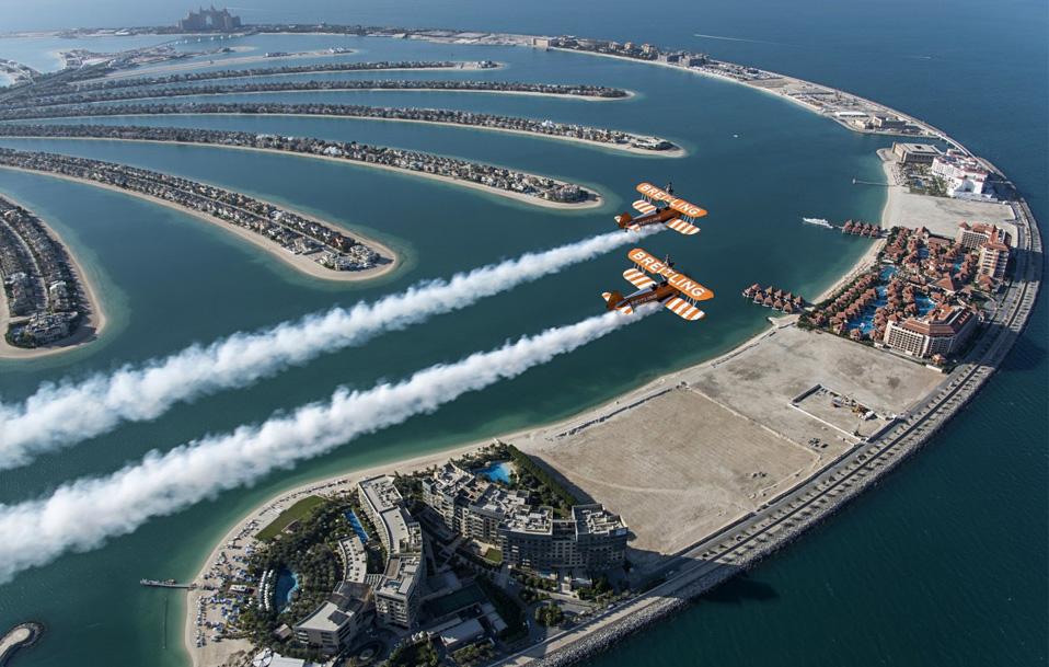 نخل جمیرا یک دنیای شگفت انگیز در دبی
