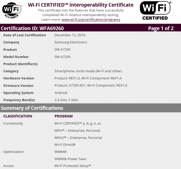 the-samsung-galaxy-a7-2017-receives-its-wi-fi-certification