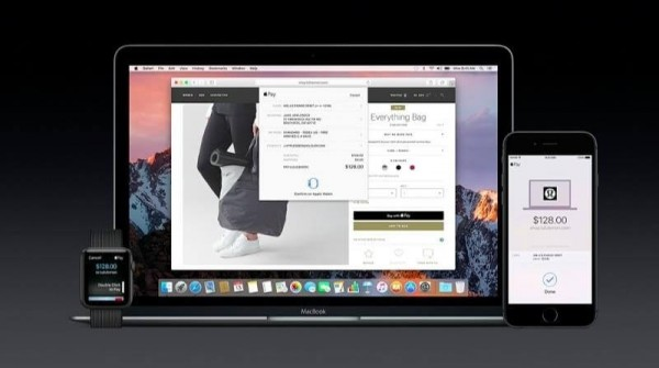 There's Apple Pay Support in Safari