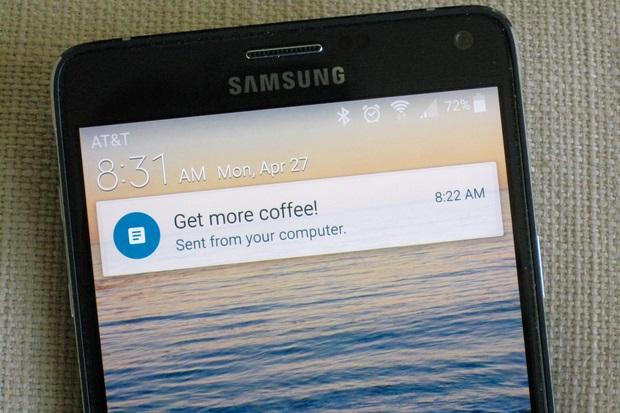 پنج روشِ تعاملِ مستقیم Google با تلفن اندرویدی شما