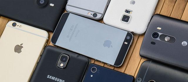 بهترین تلفن های هوشمند قابل خرید در حال حاضر
