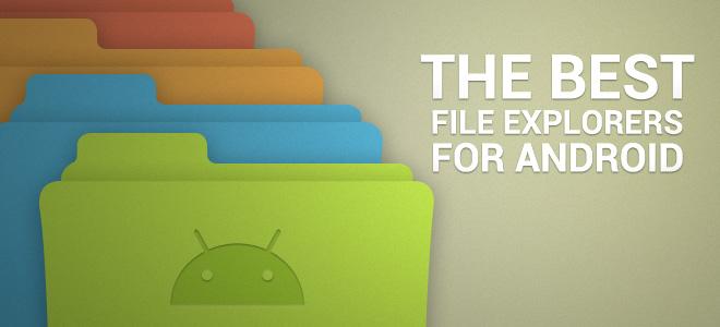 سه اپلیکیشن برتر مدیریت فایل اندروید
