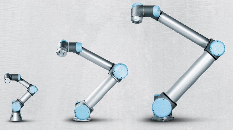 بازوی ربات ها کوچکتر و هوشمندتر می شود