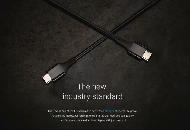 گوگل تایید کرد که در گوشی های اندرویدی آینده از USB نوع-C استفاده می شود