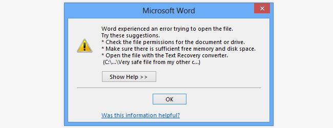 Unblock Office Files_top