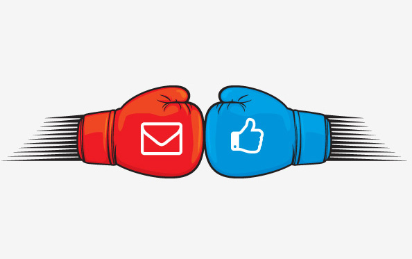 مقایسه ایمیل مارکتینگ با رسانه های اجتماعی: کدامیک موثرتر است؟