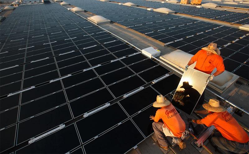 سلول های خورشیدی با ظرفیت 1000 برابر بیشتر از قبل