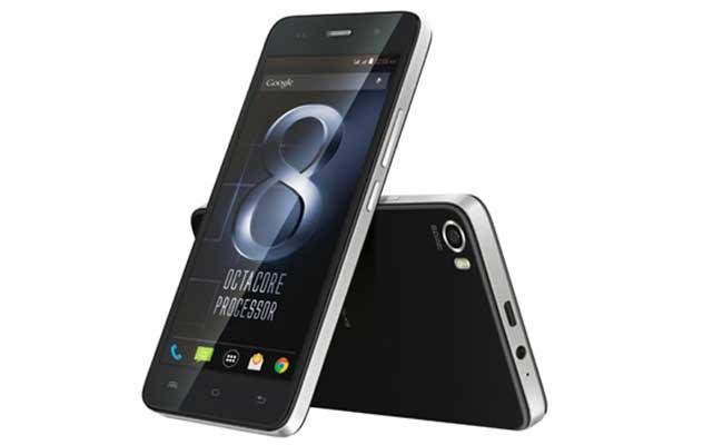 عرضه تلفن هوشمند ۱۴۵ دلاری Iris X8 از Lava