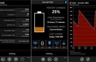 Battery اپلیکیشنی برای مدیریت باتری در ویندوزفون