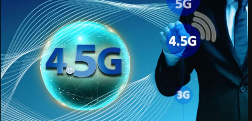 گوشی های پشتیبانی کننده از 4.5G