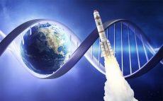 ارسال DNA به فضا