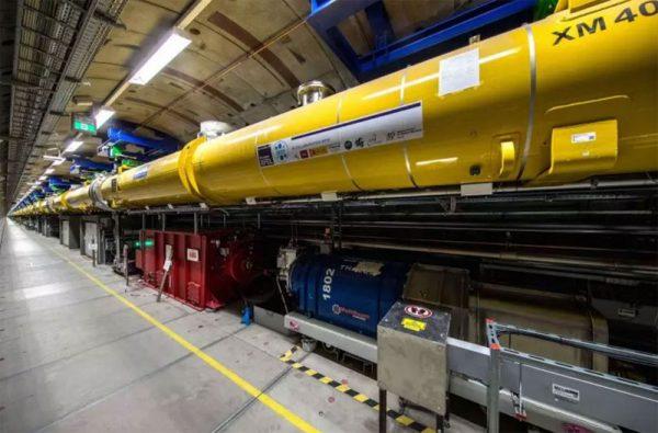 بزرگترین لیزر اشعه ایکس جهان