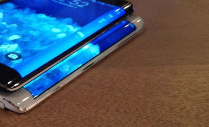 گزارشات تایید کردند؛ تلفن هوشمند Galaxy S6 Edge با لبه های خمیده در دو طرف
