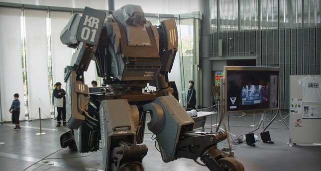 رباتی یک میلیون دلاری که برای فروش در آمازون قرار داده شده
