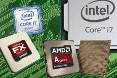 مقایسه عملکرد پردازنده های مختلف