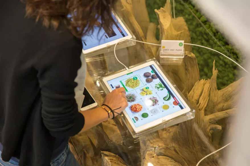 Untitled 4 27 استارتاپ های جهانی در زمینه صرف غذای هوشمند در رستوران ها اخبار IT