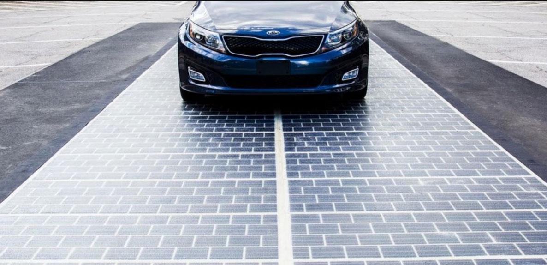 آزمایش جاده هوشمند