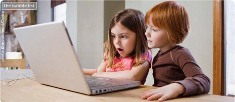 مراقبت از استفاده فرزندان از اینترنت