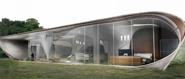 زمدگی در خانه های سه بعدی