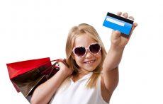 کارت اعتباری ویژه کودکان