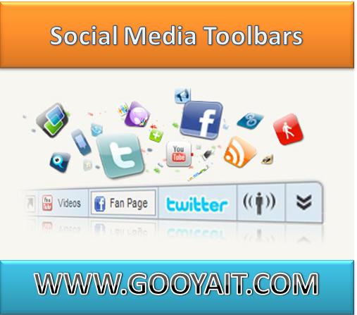 نوار ابزار شبکههای اجتماعی برای وبسایتها – معرفی بهترینها