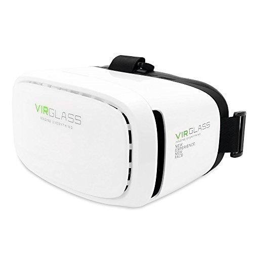 VIRGLASS-V2-Glasses-3D-VR-Virtual-Reality-Headset-3D-VR-Glasses-For-46-inch-Smartphones-for-3D-Movies-and-Games-letting-everyone-enjoy-an-immersive-3D-experience-Adjustable-Strap-0