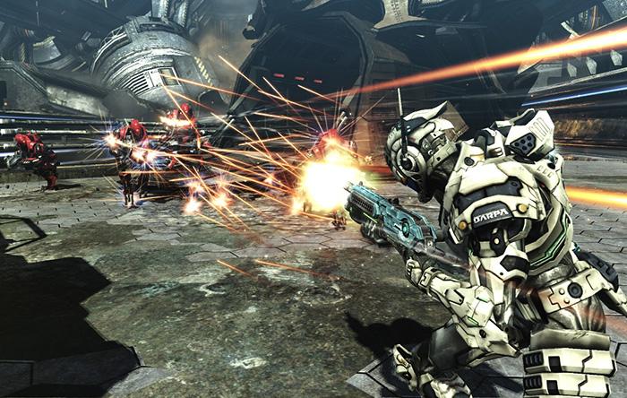 پلاتینیوم گیمز:  گیمرهای PC منتظر  بازی Vanquish باشند