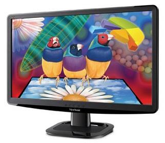 نمایشگر جدید ViewSonic با تکنولوژی IPS