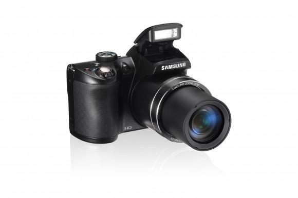 معرفی دوربین Samsung WB100