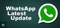 به روز رسانی اپلیکیشن واتس اپ