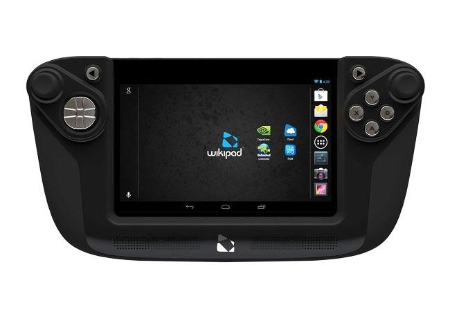 تبلت بازی Wikipad با صفحه نمایش 7 اینچی عرضه خواهد شد
