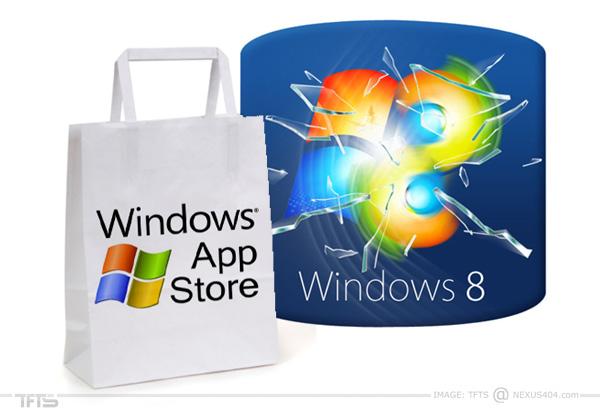 فروشگاه ویندوز مایکروسافت با بیش از 1500 اپلیکیشن!