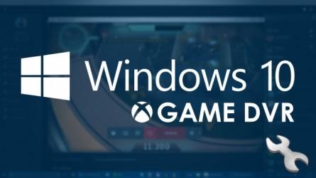 آشنایی با Game DVR و رفع مشکل مصرف افراطی RAM توسط آن در ویندوز ۱۰