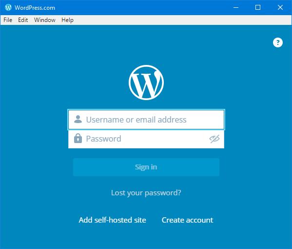 WordPress for Windows 1 راهنمای کامل تنظیم نرم افزار مدیریت وردپرس برای ویندوز اخبار IT