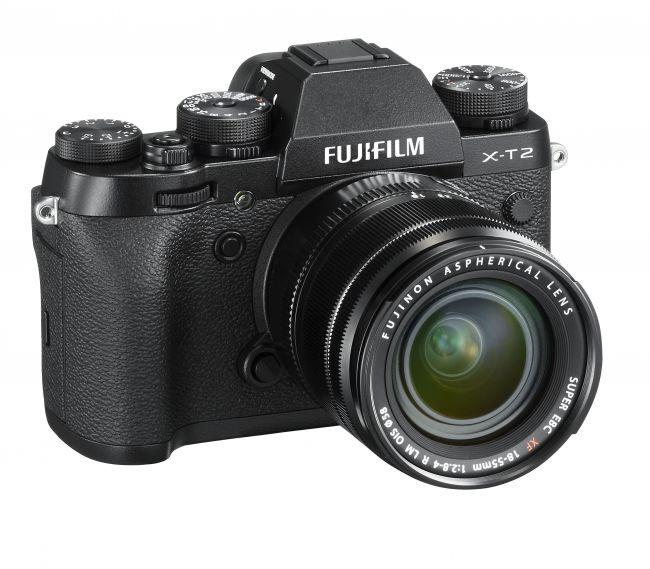 بررسی دوربین Fuji X-T2
